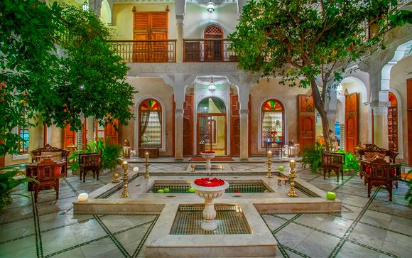 Riad & Spa Laurence Olivier