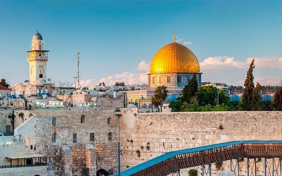 Israel Jerusalén - Jordania y Tierra Santa desde 2.153,00 €