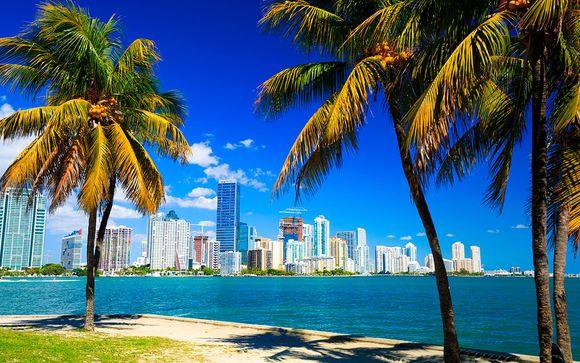 Comodidad en el corazón de Miami Beach con vuelos