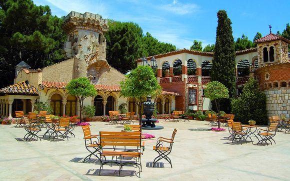 Hotel Termes de Montbrió 4*