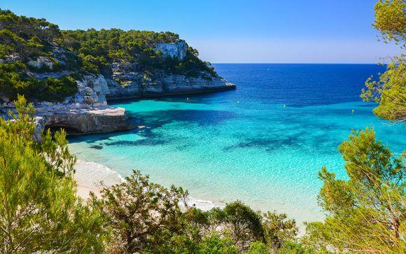 Verano con todo incluido y acceso directo a la playa