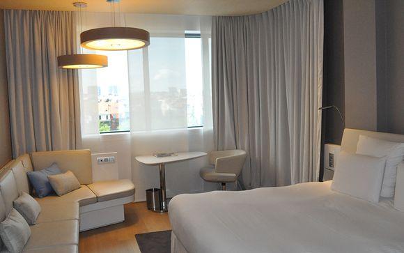 Hotel Pullman Brussels Centre Midi 4* - Bruselas - Hasta ...