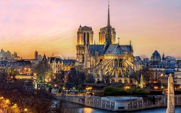 Extensión de 1 día en París