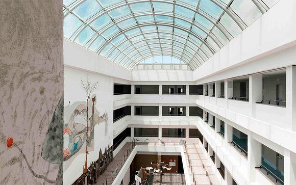 Hotel Mossaic Los Alcázares 4*