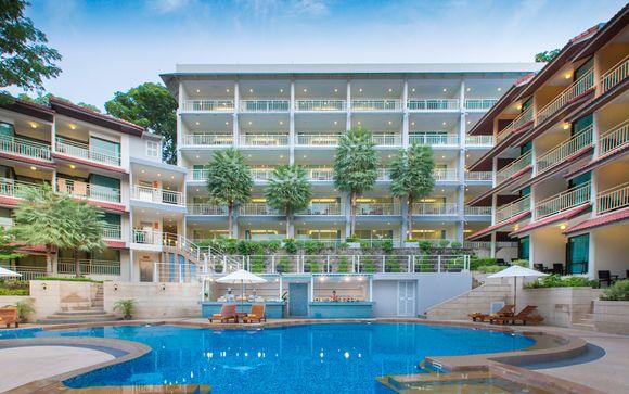 Extensión a Phuket en el Chanalai Flora