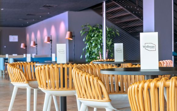 Radisson Blu Hotel Bordeaux 4*