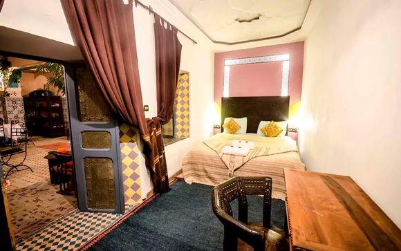Riad Azalia, en Marrakech