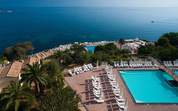 Tu Hotel Domina Coral Bay Zagarella 4* en Santa Flavia