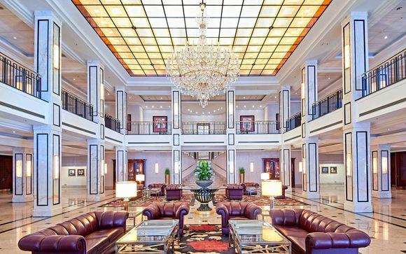 Maritim Hotel Berlin 4*, en Berlín