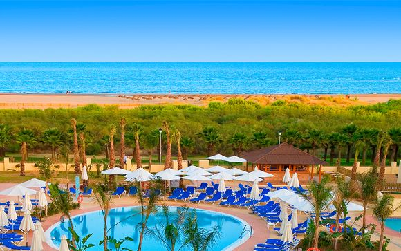 Playamarina Spa Hotel 4* Luxury