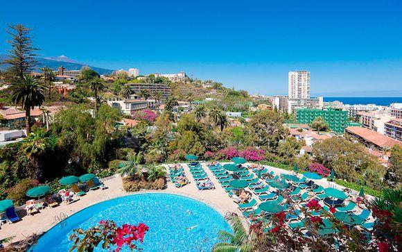 España Puerto de la Cruz - Gran Hotel El Tope 4* desde 93,00 €