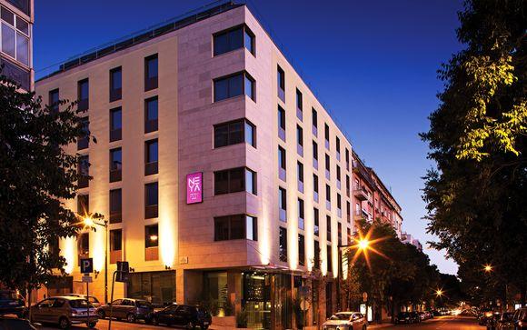 Neya Lisboa Eco Hotel 4*