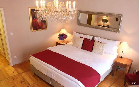 Hotel Golden Key 4*, en Praga