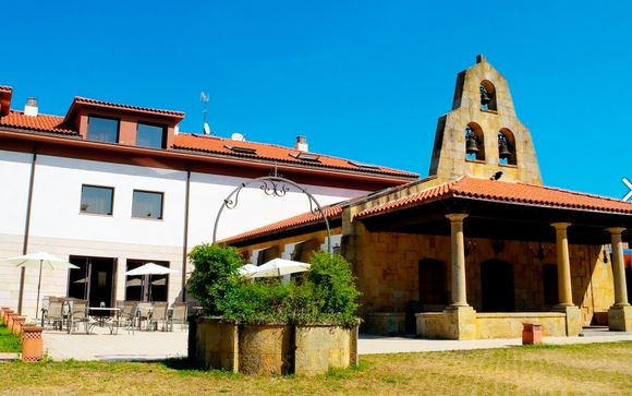 Oca Palacio de la Llorea Hotel & Spa 4*