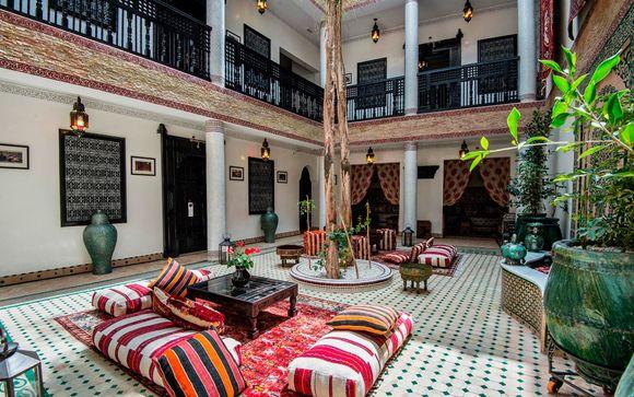 Ryad Art Place Marrakech 5*