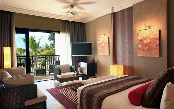 InterContinental Mauritius Resort 5*, en Balaclava, Mauricio