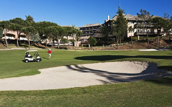 Islantilla Golf Resort 4*, en Islantilla