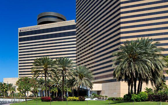 Hyatt Regency Dubai 5*, en Dubái