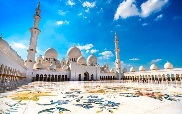 Dubái y Abu Dhabi te esperan