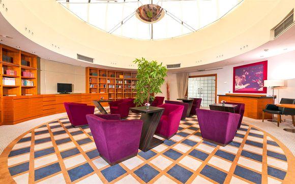 Hotel Don Giovanni Prague 4*, en Praga