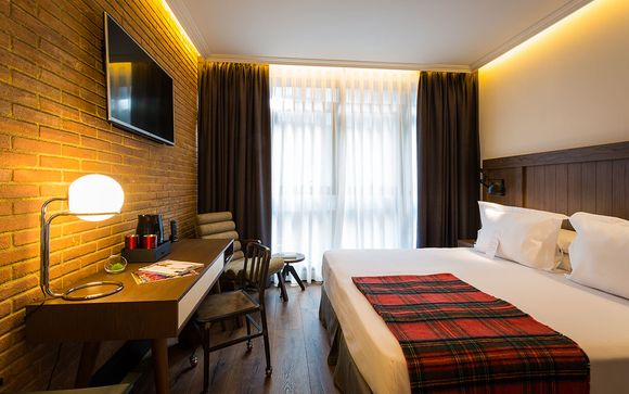 Only YOU Hotel Atocha 4* - PREFERRED LIFESTYLE COLLECTION