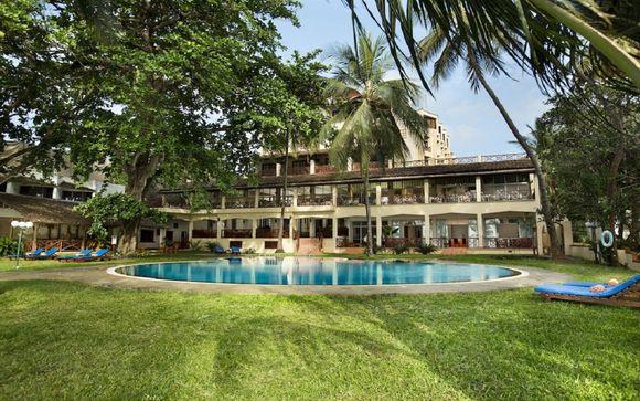 Estancia en Mombasa - Neptune Beach Resort 4*