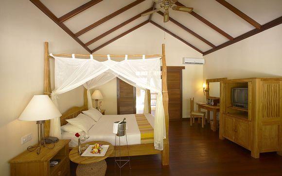 Filitheyo Island Resort 4*