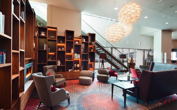 Mövenpick Hotel Amsterdam City Centre 4*
