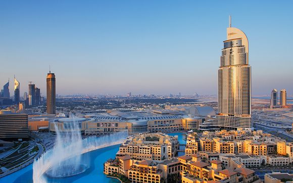 Dubái, en Emiratos Árabes Unidos, te espera