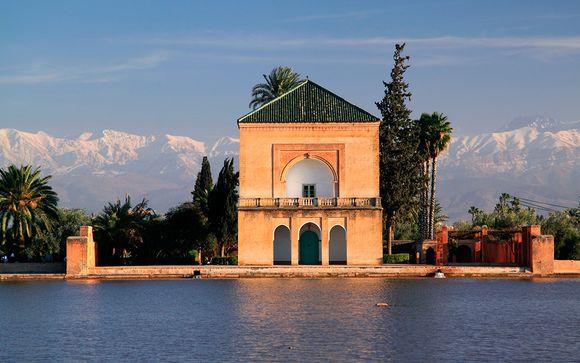 Marrakech, en Marruecos, te espera
