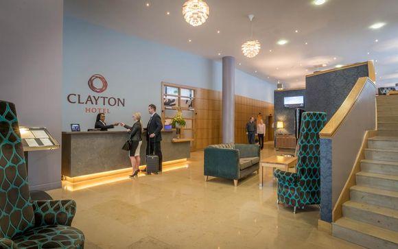 Clayton Hotel Cardiff Lane 4*