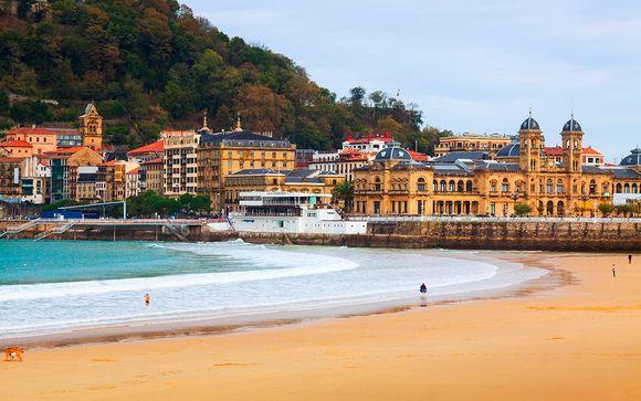 San Sebastián, en el País Vasco, te espera
