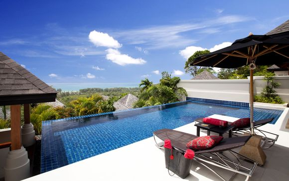 Centara Watergate 4* y The Pavilions 5*