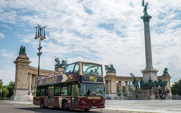 Continental Hotel Budapest 4*