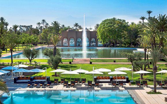 Marruecos Marrakech - Barceló Palmeraie 5* desde 177,00 €