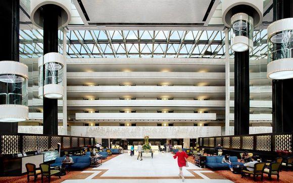 Concorde Hotel Singapore 4* (opción 2)