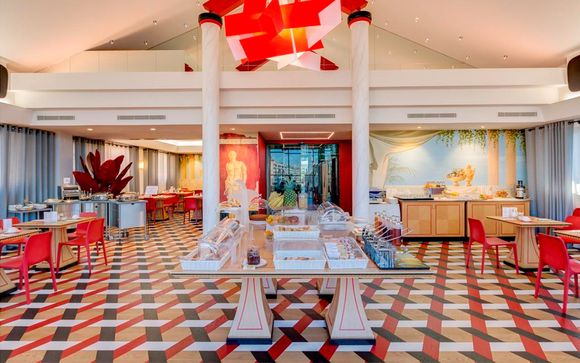 Antares Hotel Rubens 4*