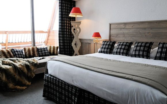 Hotel & Spa L'Arcadien