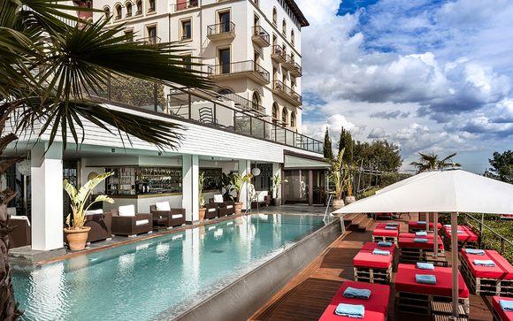 Gran Hotel La Florida 5* Gran Lujo