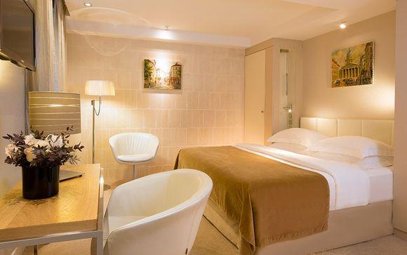 Hotel Le Pradey 4*