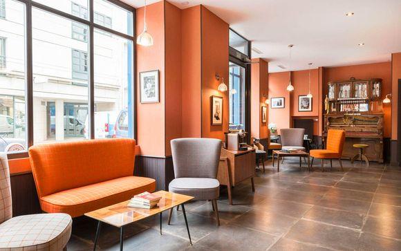 Hotel Boris V. by Happyculture 4*