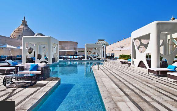 V Curio Dubai, Curio Collection by Hilton 5* (sólo con la opción 2)