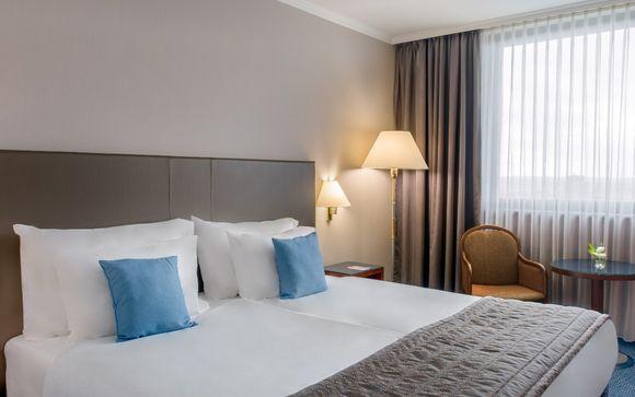 Panorama Hotel Prague 4*