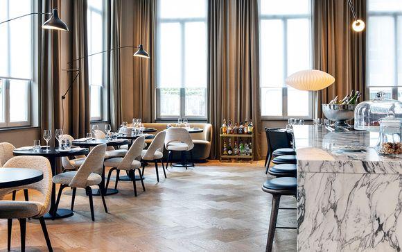 Pillows Grand Hotel Place Rouppe 4* (solo opción 2)