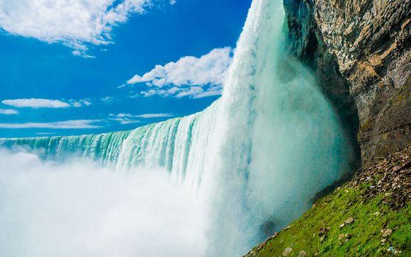 Itinerario en Canadá (oferta 1) - Salidas en grupo