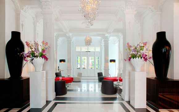 Eden Hotel The Manor Amsterdam 4*