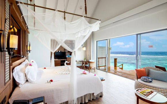 Centara Grand Island Resort And Spa Maldives 5*