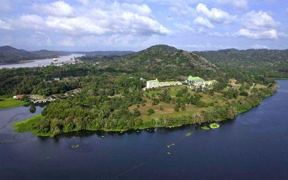 Gamboa Rainforest 4*, en el Parque Nacional Soberanía
