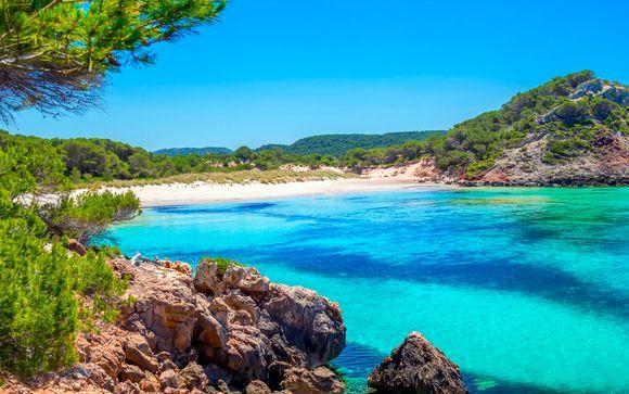 Exclusividad en la isla mediterránea con todo incluido