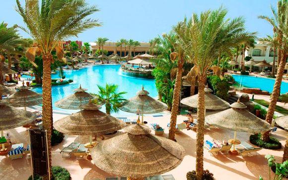 Verano en el Mar Rojo en el Hotel Sierra Sharm El Sheikh 5*